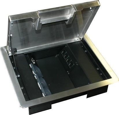 avs audiovisuel int gration bo tiers de sol accessoires boitier de sol asg. Black Bedroom Furniture Sets. Home Design Ideas