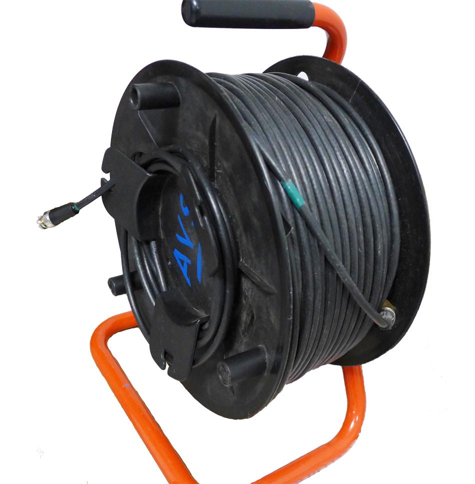 Avs audiovisuel location accessoires c blages connectiques touret de c ble vid o - Touret de cable ...